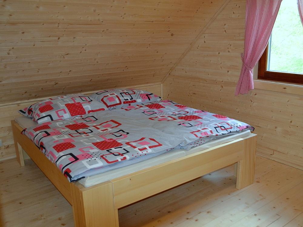 Izba na poschodí | Chata Kukulienka