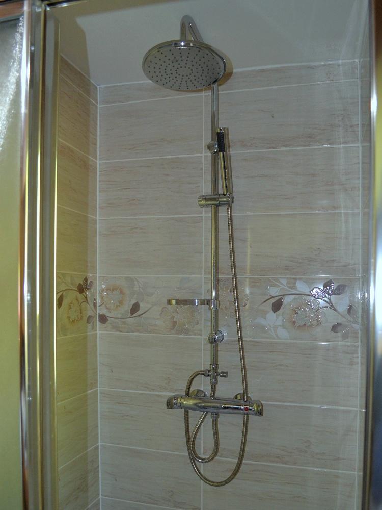 Sprchový kút | Chata Kukulienka